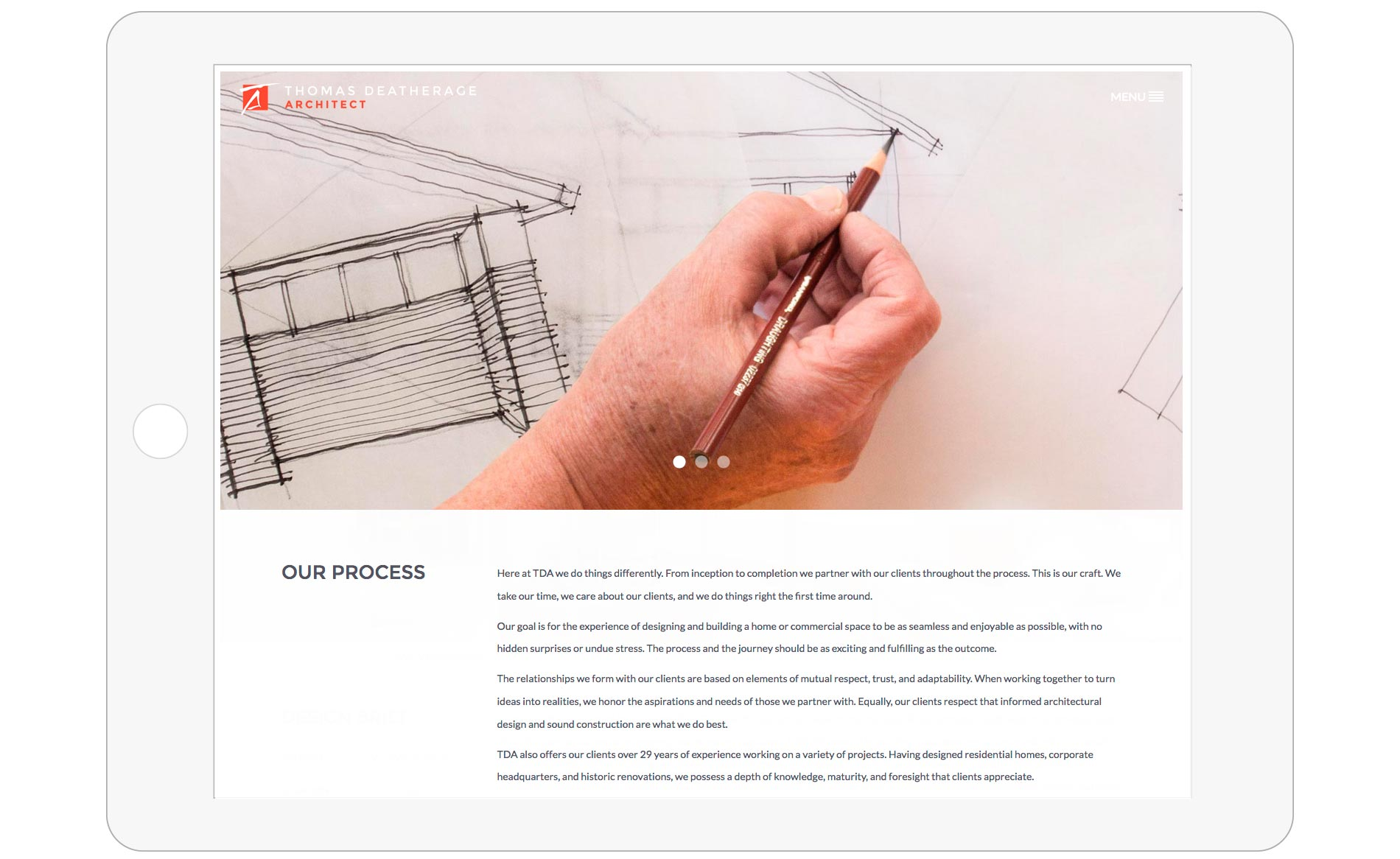 Thomas Deatherage - Astir Agency - Bend Oregon Web Design