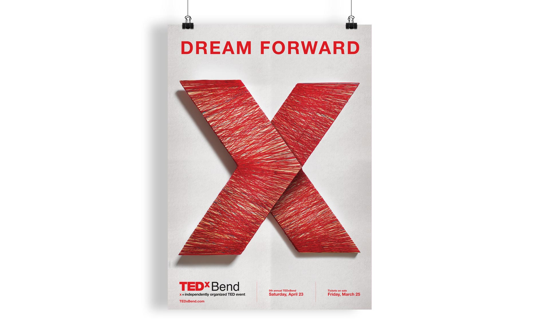 TedXBend Poster